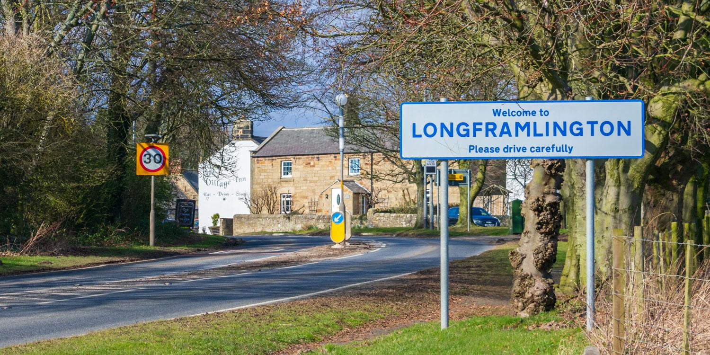 Longframlington Village
